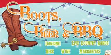 boots beer bbq